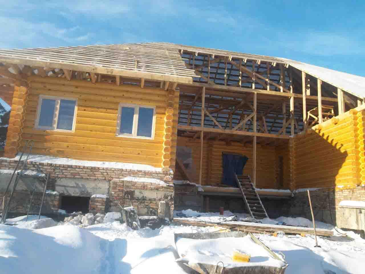 Дом под ключ Тюмень цена проекты