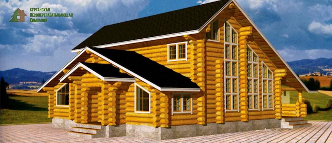 Строительство деревянных ресторанов и кафе
