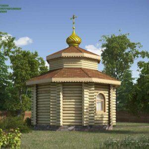 chasovnya_iz_brevna_proekt_11_(vid_2)