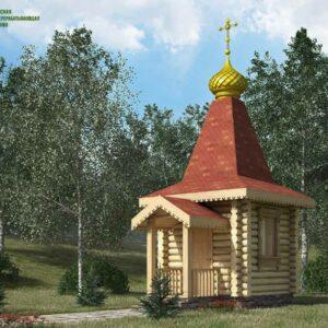 chasovnya_iz_brevna_proekt_13_(vid_4)