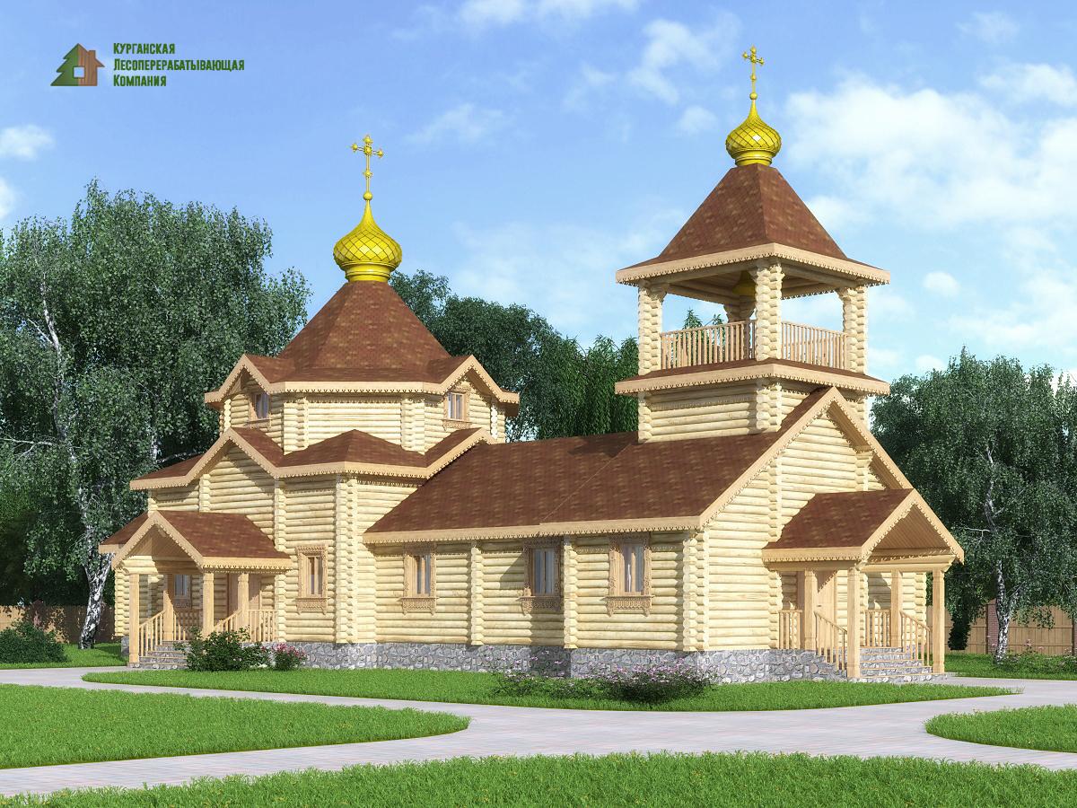 Проект церкви 001