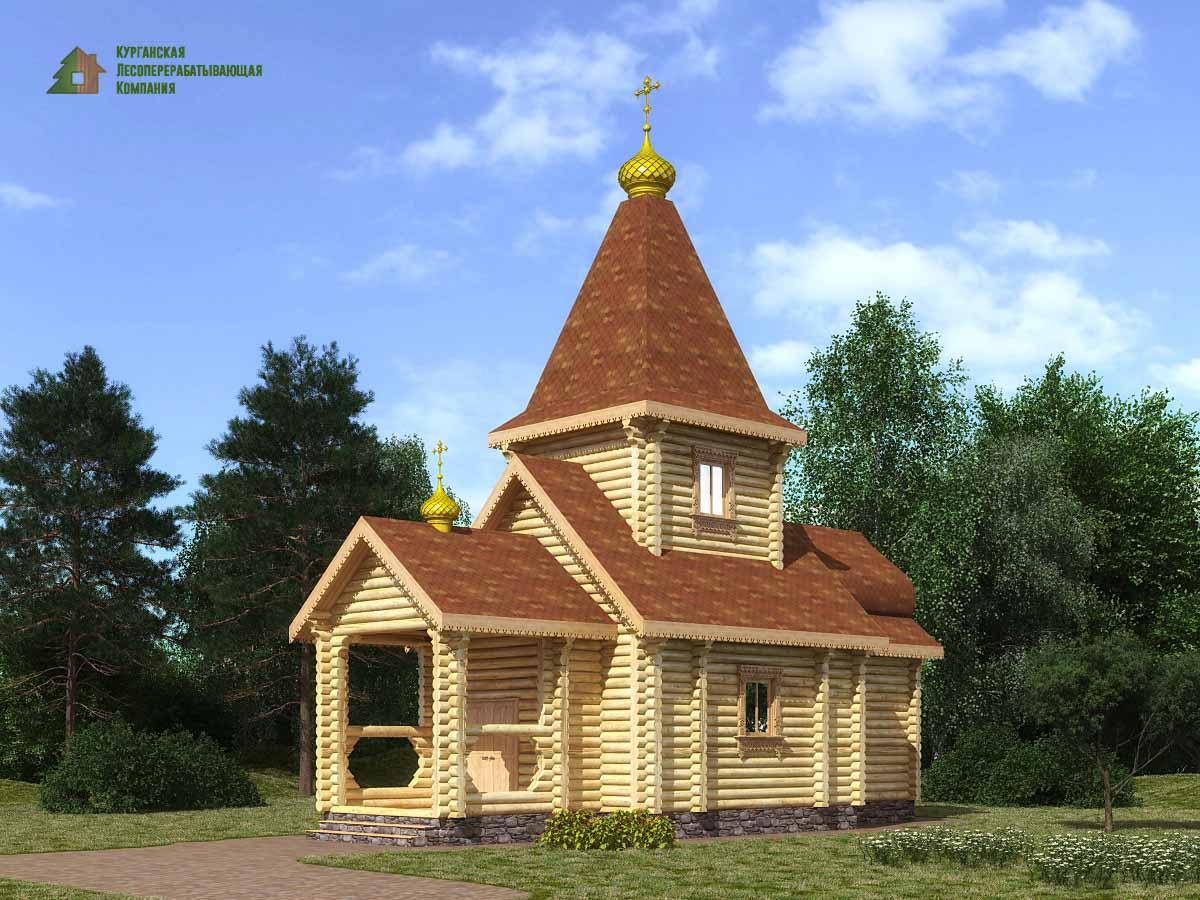 Проект церкви 002